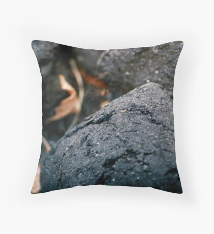 Crumbling Throw Pillow