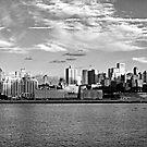 New York City by LinaJ