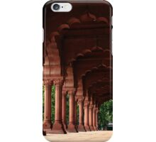 Engrailed Arches Red Fort - New Delhi iPhone Case/Skin