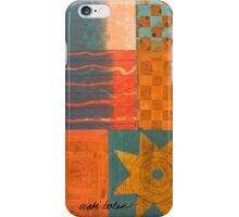 Bliss tickles tasting like a serenity sandwich iPhone Case/Skin