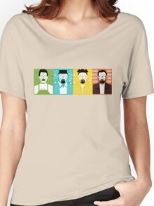 Breaking Bad - Walter Women's Relaxed Fit T-Shirt