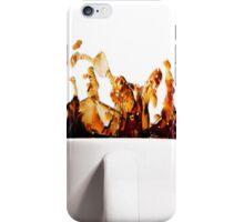 A Splash of Coffee iPhone Case/Skin