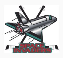 Space Invaders Hockey Club by jrhall19