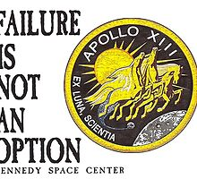 Apollo 11 - Failure is not an option by saulhudson32
