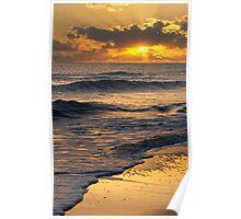 ocean rays Poster