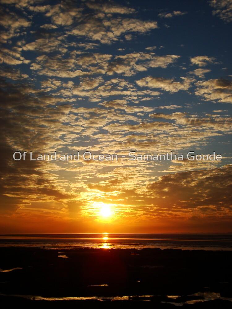 Sunset - Isle of Arran - Scotland by Of Land & Ocean - Samantha Goode