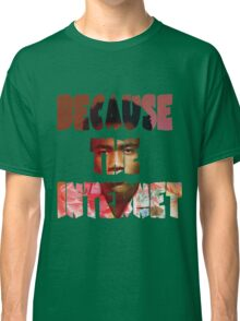 Childish Gambino Because The Internet Album Classic T-Shirt