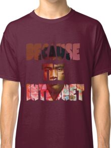 Childish Gambino Because The Internet Album Classic T-Shirt