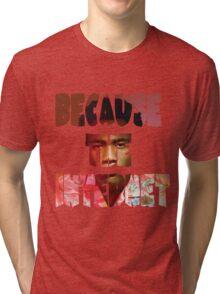 Childish Gambino Because The Internet Album Tri-blend T-Shirt