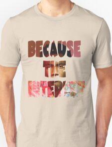 Childish Gambino Because The Internet Album T-Shirt