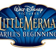 The Little Mermaid Logo by Padme Nowland