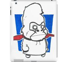 Chibi Gorilla  iPad Case/Skin