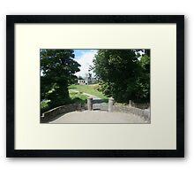 Tintern Abbey view 2 Framed Print