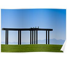 Chambers Bay Monument Poster