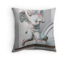 The State of the Church Throw Pillow