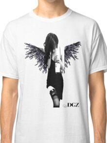 Angel Lady Classic T-Shirt