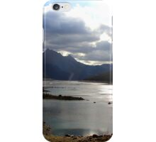 Medicine Lake, Jasper National Park iPhone Case/Skin