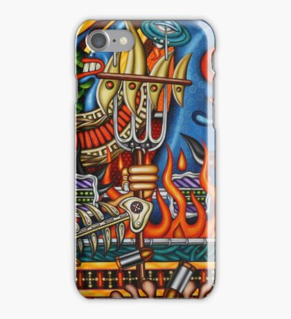 Stovepipe Voodoo iPhone Case/Skin