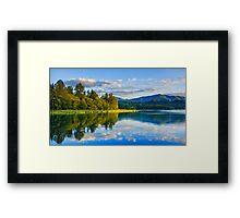 Alder Lake 2 Framed Print