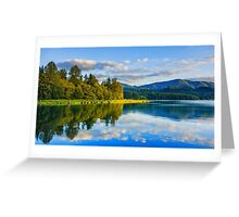 Alder Lake 2 Greeting Card