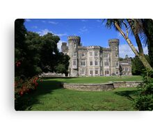 Johnstown Castle view 5 Canvas Print