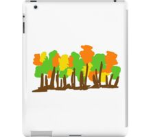 The trees iPad Case/Skin