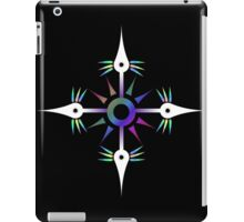 Contact of Utopia and Dystopia. iPad Case/Skin