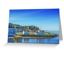Mukilteo Washington Greeting Card