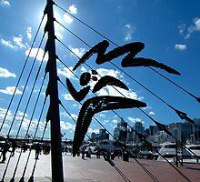Sydney 2000 Olympic Logo by Gino Iori