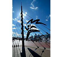 Sydney 2000 Olympic Logo Photographic Print