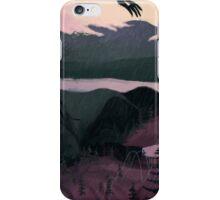 Elsewhere iPhone Case/Skin