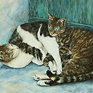 Cats In Love by Siameseboy