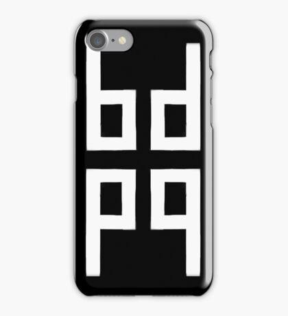 Brock Phillips Logo Merch iPhone Case/Skin