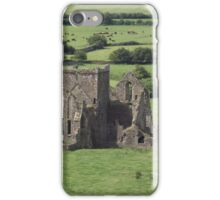 Athassel Priory near Rock of Cashel, Ireland iPhone Case/Skin
