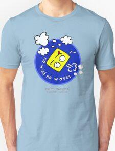 Snow Mongrel YOLO - No Wind No Waves Unisex T-Shirt