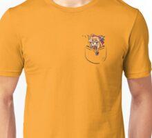 Pocket oni Unisex T-Shirt