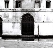 Arches & Water by Venice