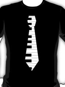 The Piano-key Necktie T-Shirt