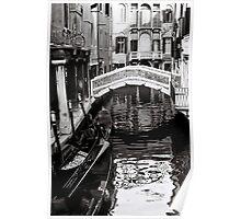 Canals & Bridges Poster