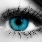 Blue Eye by JenniferW
