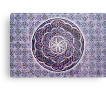 Blossoming Activation Metal Print