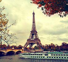 The Eiffel Tower by kikojimenez