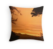 View from Arnside Throw Pillow