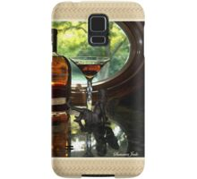 Welcoming the Golden Hour Samsung Galaxy Case/Skin