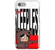 The Sleepless  iPhone Case/Skin