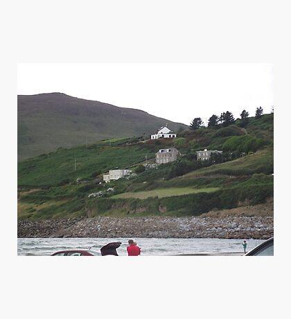 Inch Beach, Kerry, Ireland Photographic Print