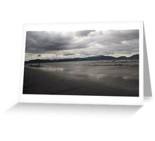 Inch Beach, Kerry, Ireland Greeting Card