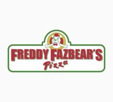 Freddy Fazbear's Pizza Parody Shirt Kids Tee