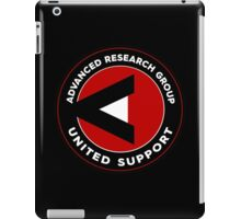 Advanced Research Group United Support iPad Case/Skin