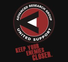 Advanced Research Group United Support by Numnizzle